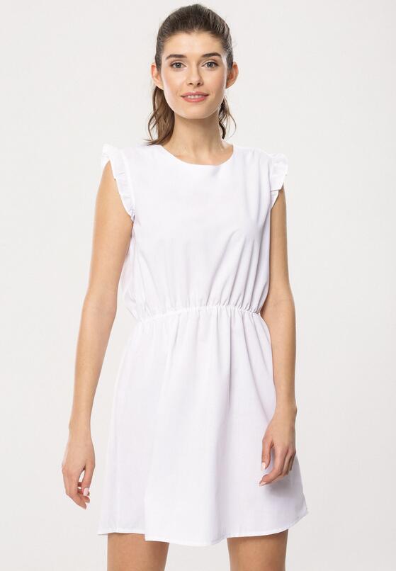 Biała Sukienka Comprehend
