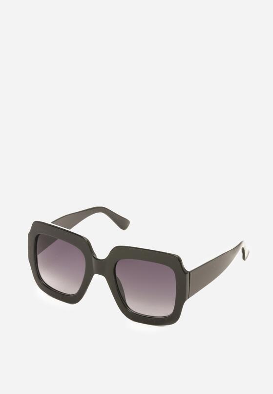 Czarne Okulary Beauty