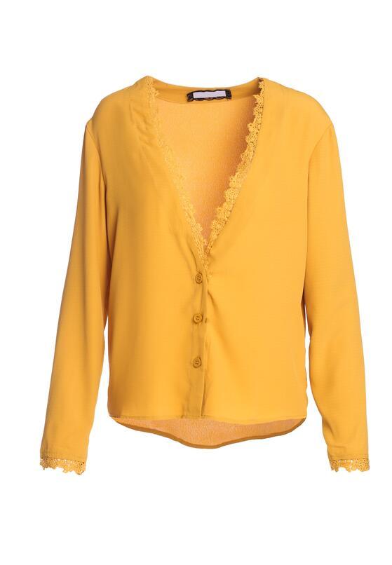 Żółta Koszula Amorousness