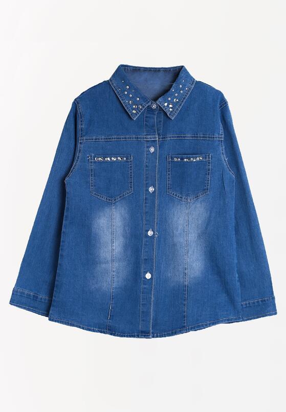 Ciemnoniebieska Koszula Yourr