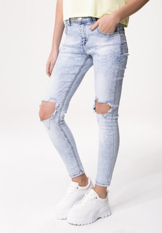Niebieskie Jeansy Persona