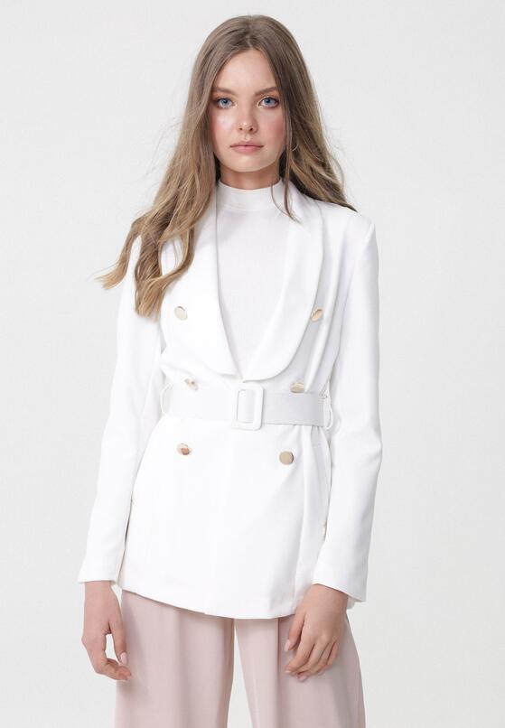 Biała Marynarka Polar