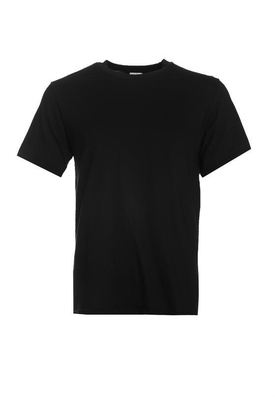 Czarna Koszulka Funny