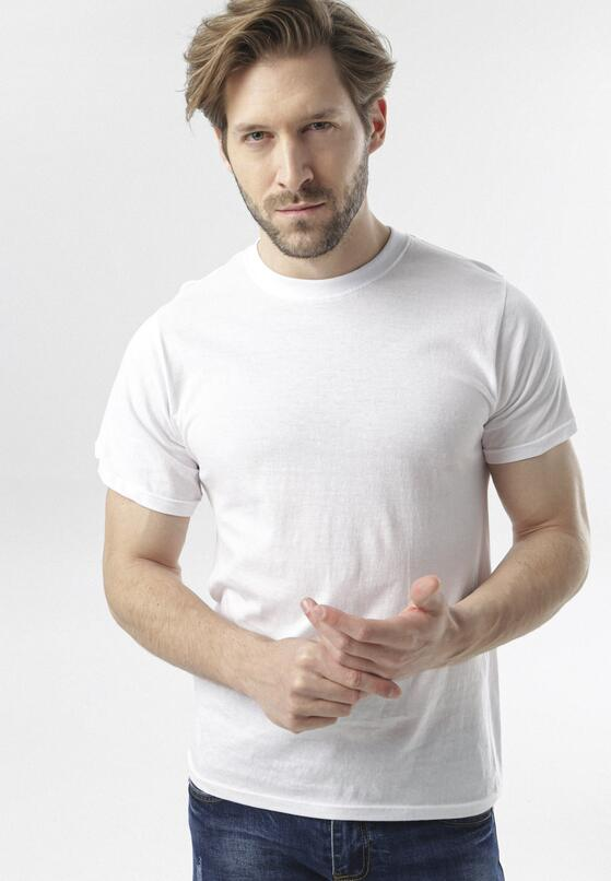 Biała Koszulka Funny