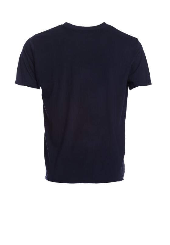 Granatowa Koszulka Funny