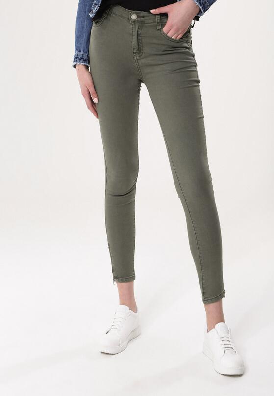 Zielone Spodnie Flirty