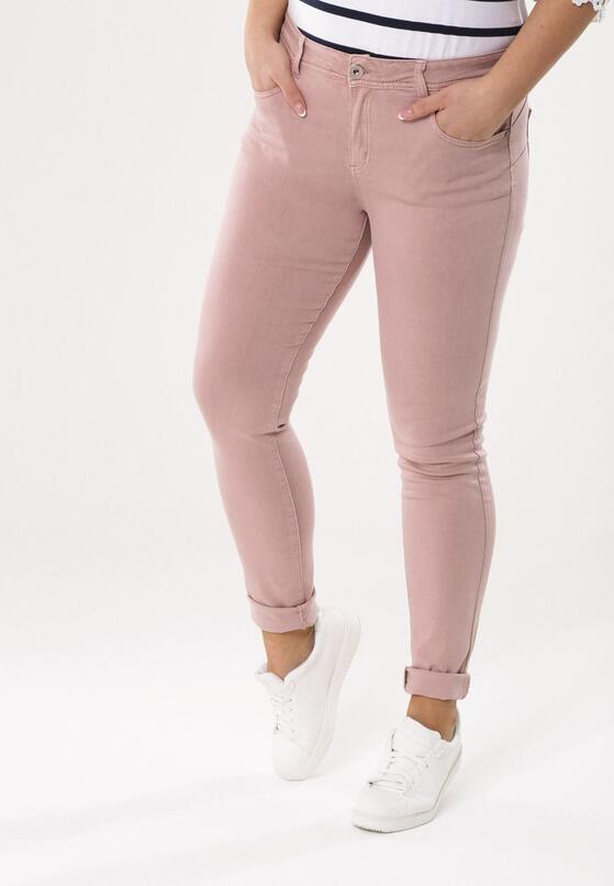 Różowe Spodnie Suffers