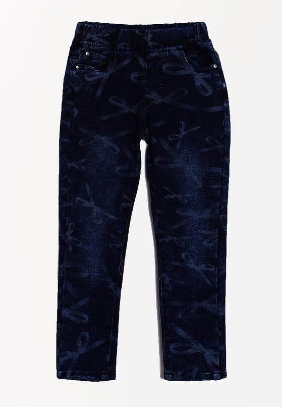 Granatowe Spodnie Sometimes
