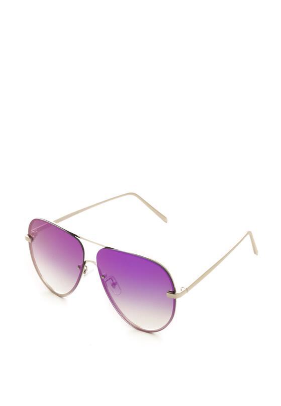 Fioletowe Okulary Tyro