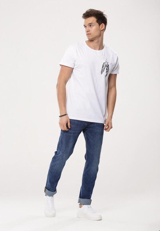 Biała Koszulka Port