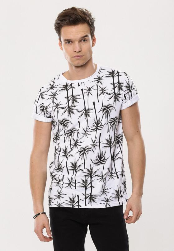 Biało-Czarna Koszulka Unrecorded
