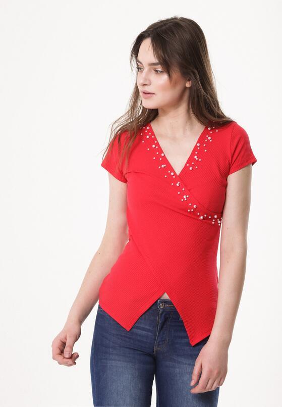 Czerwona Bluzka Professional