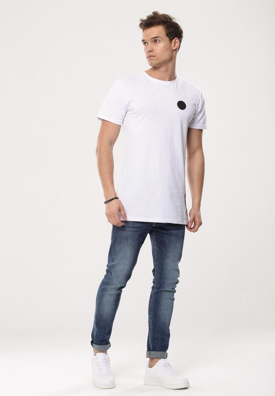Biała Koszulka Headmaster