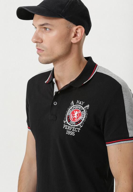 Czarna Koszulka Separately