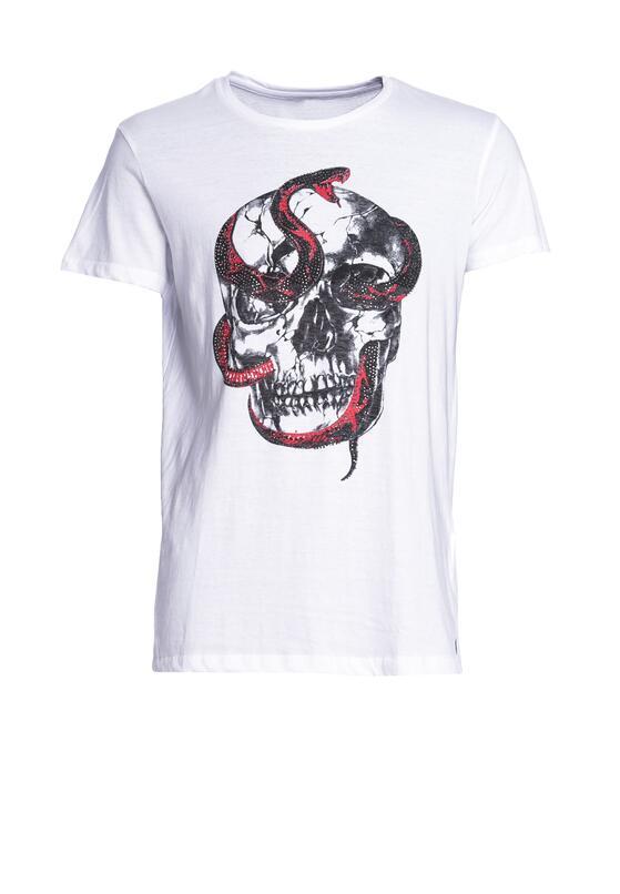 Biała Koszulka Afar