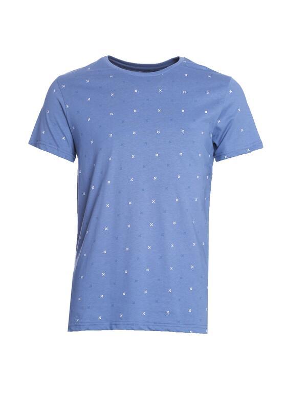 Niebieska Koszulka Near