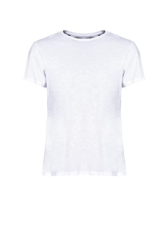 Biała Koszulka Possession
