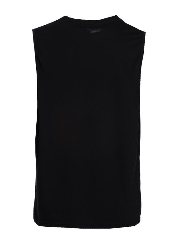 Czarna Koszulka Artisan