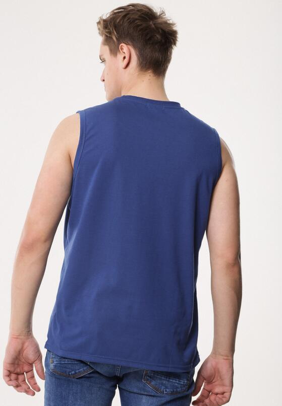 Niebieska Koszulka Artisan