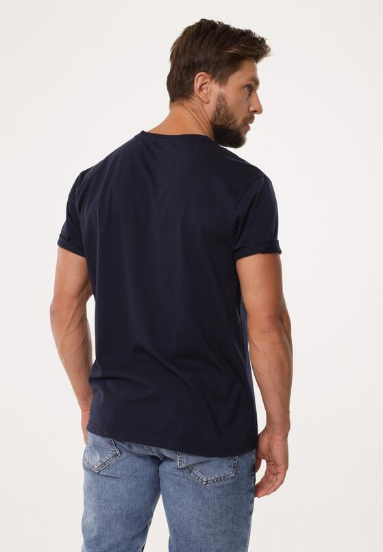 Granatowa Koszulka Playability