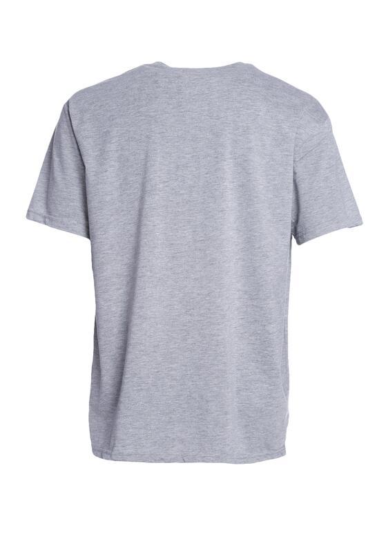 Jasnoszara Koszulka Playability
