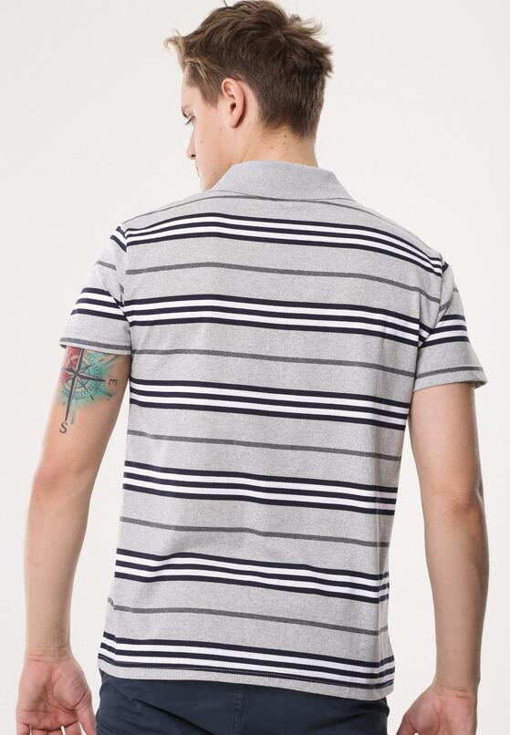 Jasnoszara Koszulka Limitable