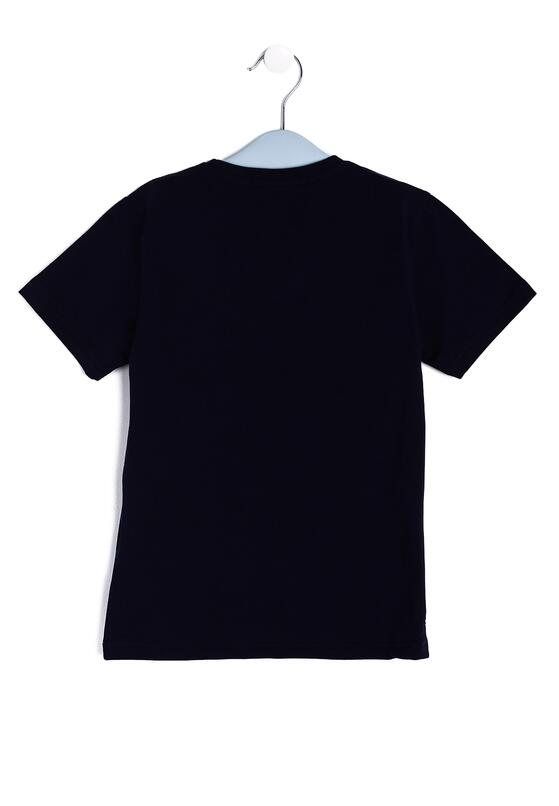Granatowa Koszulka Knowhow