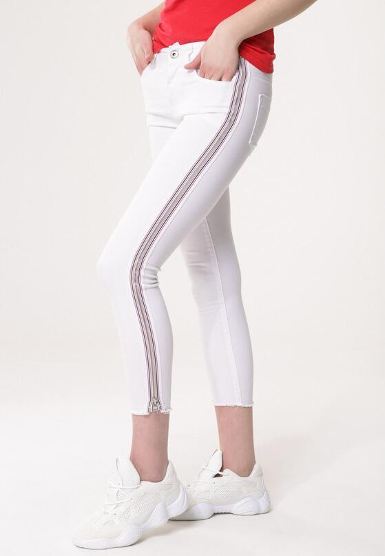 Białe Spodnie Instanter