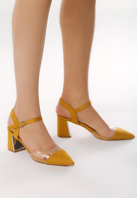 Żółte Sandały Forthwith