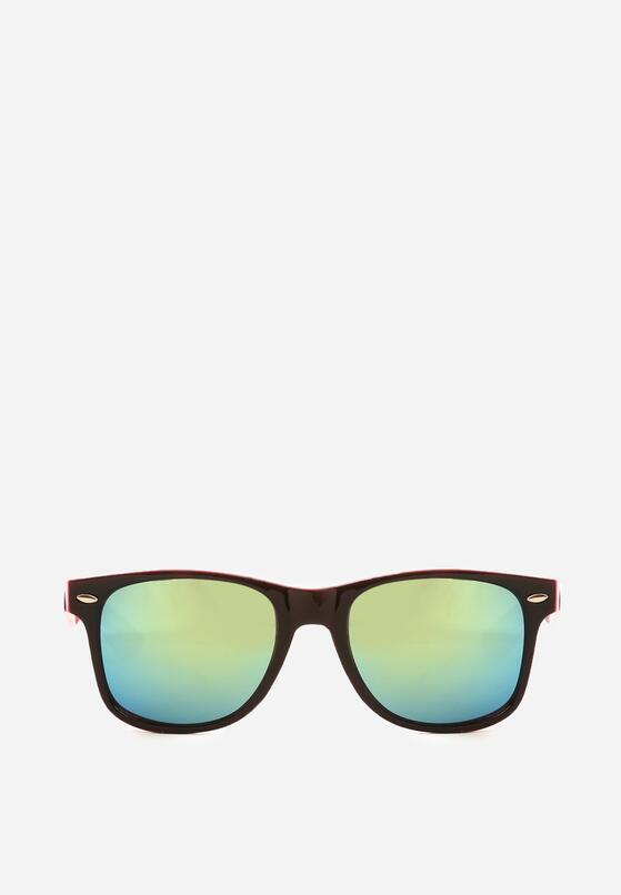 Czarne Okulary Fresh Cut