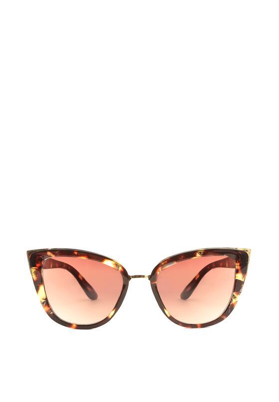 Brązowe Okulary Audacious