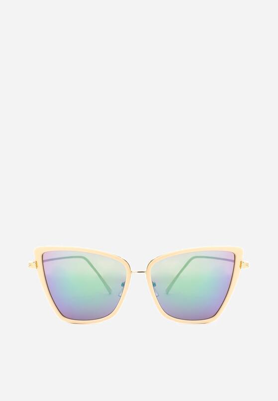 Niebieskie Okulary Unprocessed