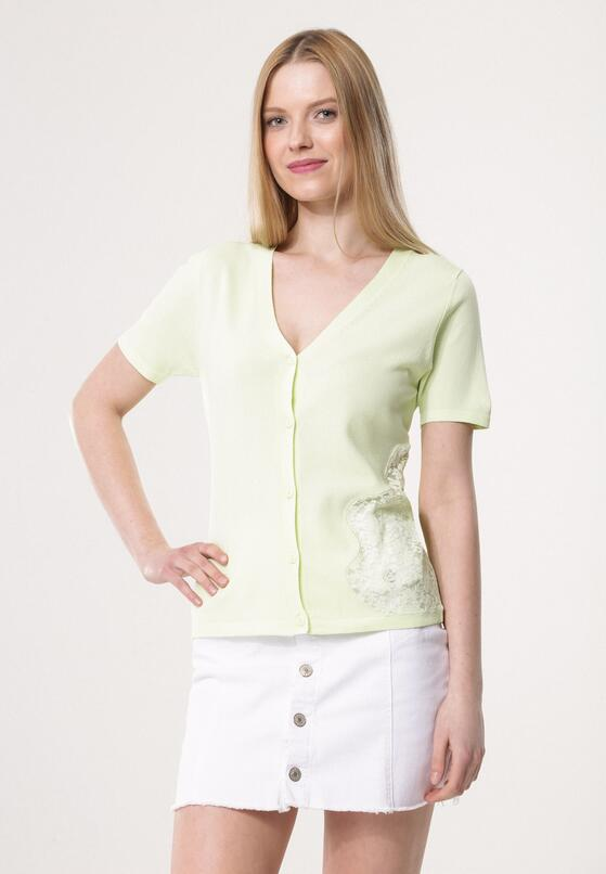 Zielona Bluzka Seriousness