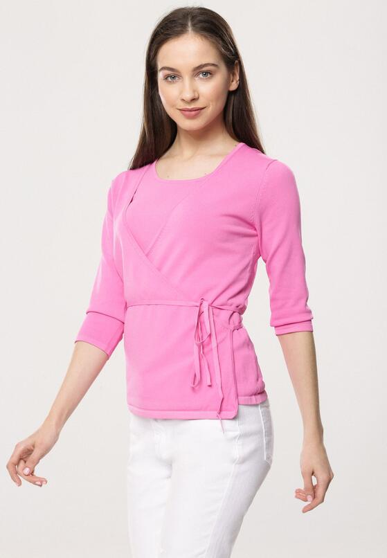 Różowa Bluzka Hardboard