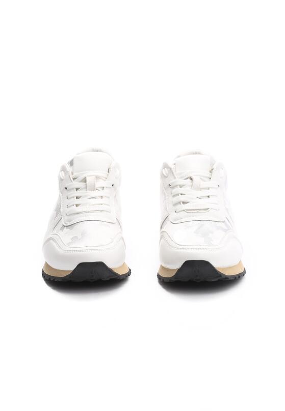 Białe Buty Sportowe Constructiveness