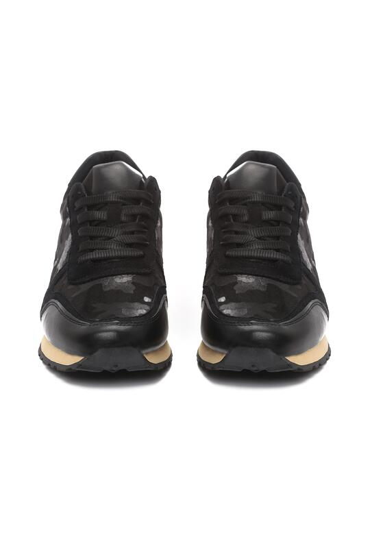 Czarne Buty Sportowe Constructiveness