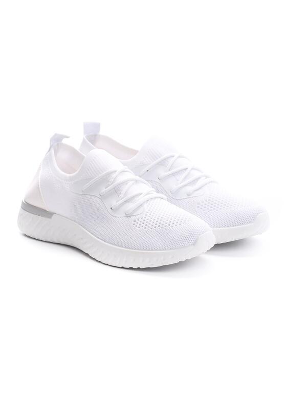 Białe Buty Sportowe Logicalness
