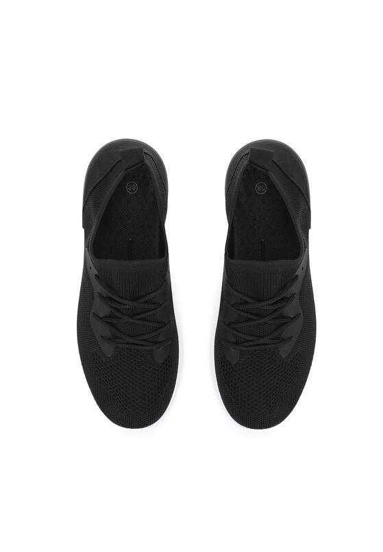 Czarne Buty Sportowe Logicalness