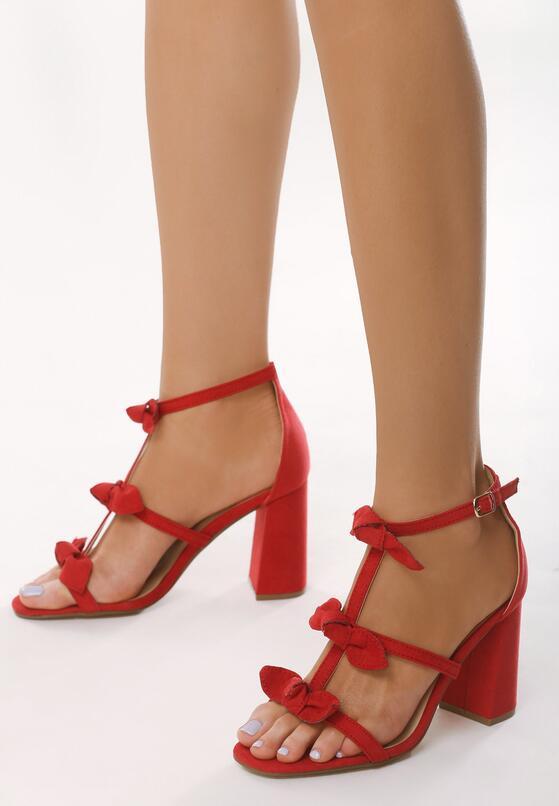 Czerwone Sandały Impunity