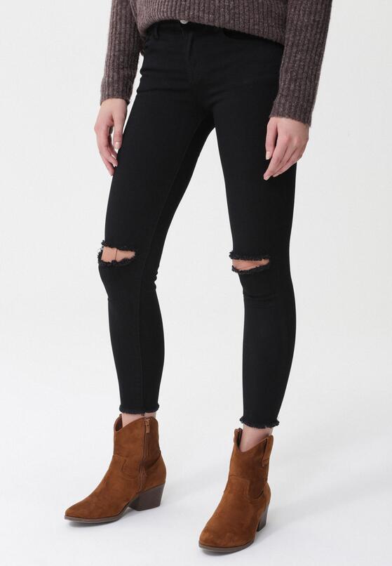 Czarne Spodnie Cry Out