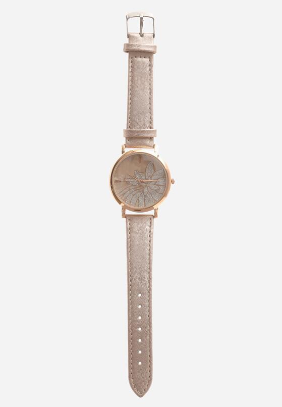 Beżowy Zegarek Howled