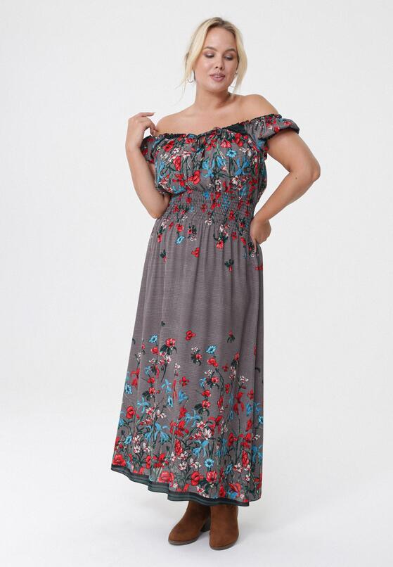 Czarna Sukienka Behang