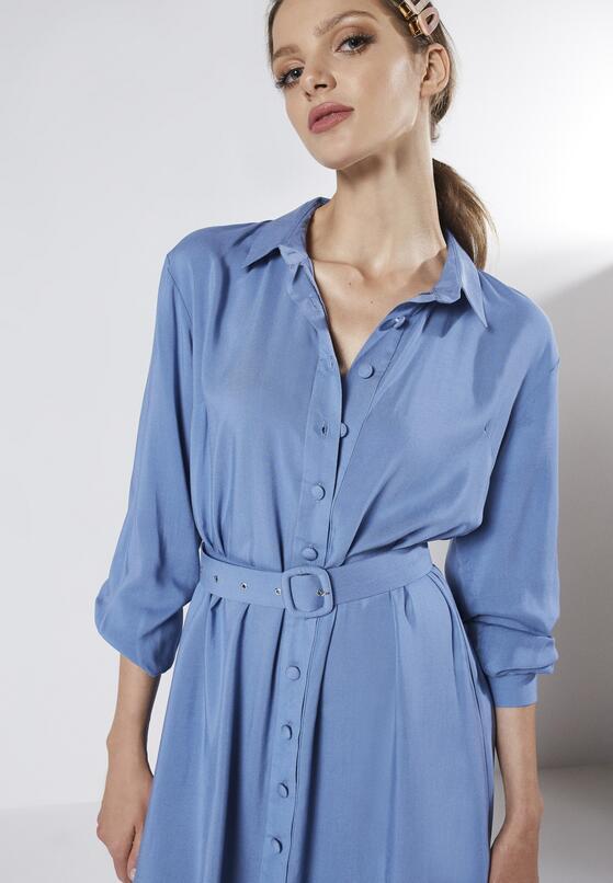 Niebieska Sukienka Unexampled