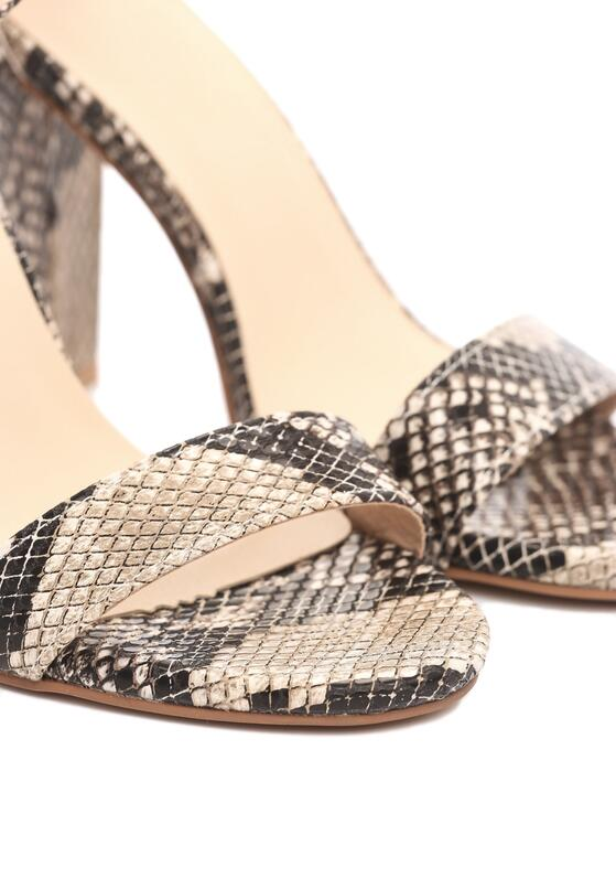 Wężowe Sandały Inactivate