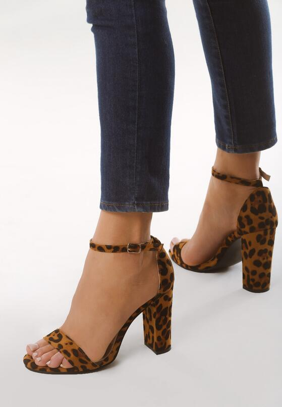 Panterkowe Sandały Inactivate