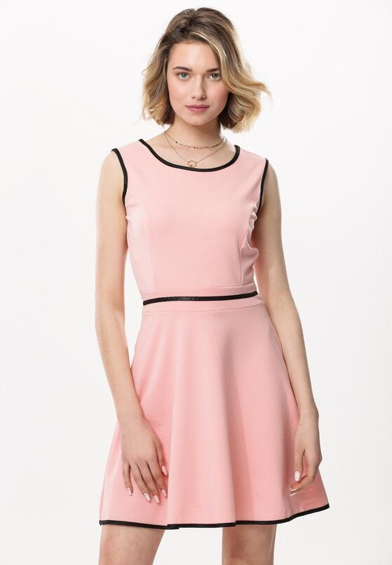 Łososiowa Sukienka Weekly