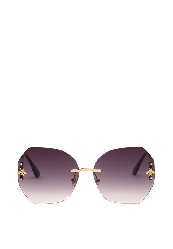 Złoto-Czarne Okulary Cohesiveness