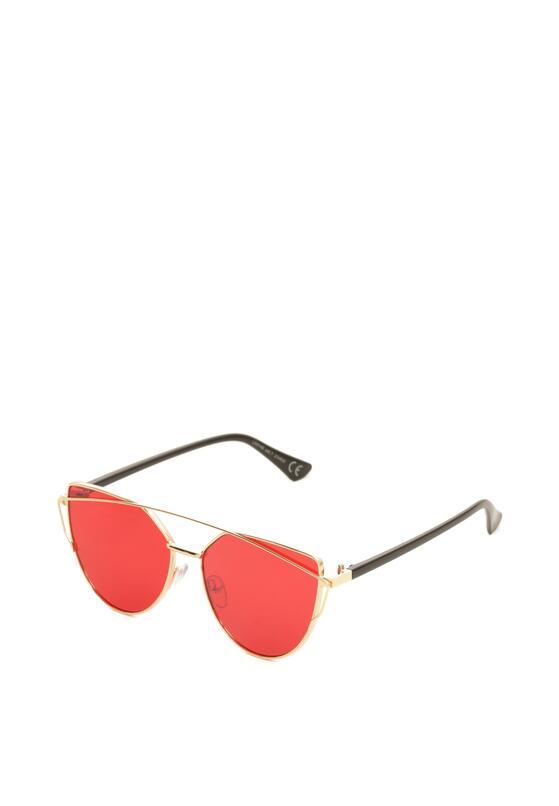 Czerwone Okulary Examine Thing