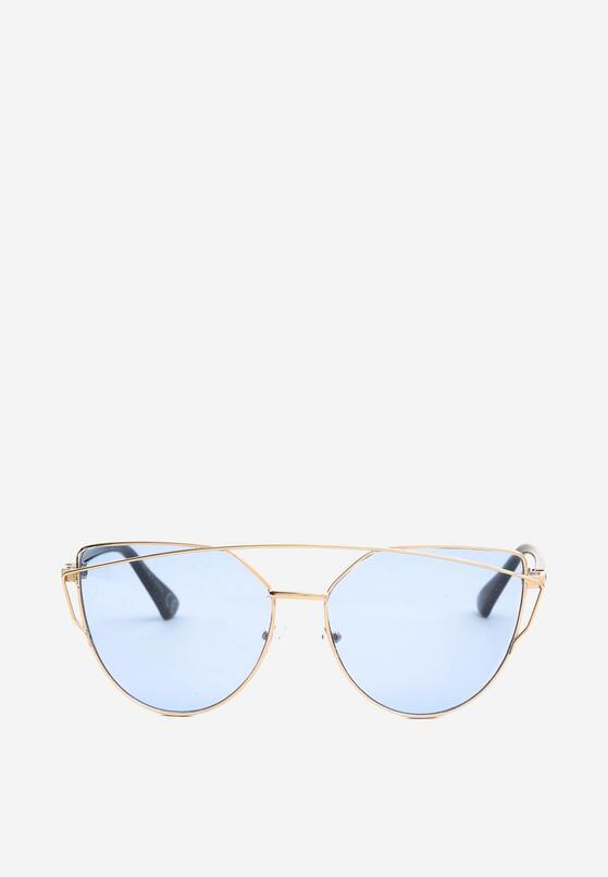 Niebieskie Okulary Examine Thing