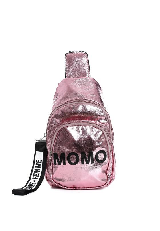 Różowy Plecak Come From Now